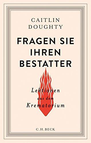 Bestatter Job - Caitlin Doughty Buch