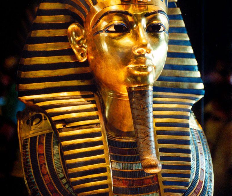 Der Einbalsamierer Ägyptens und der Totenkult