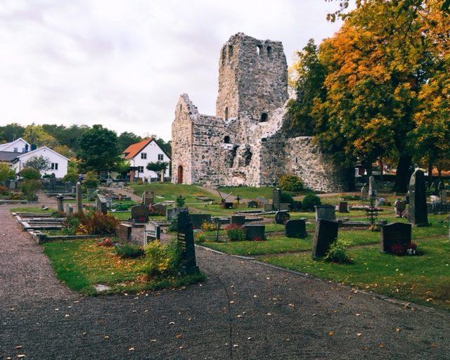 Sigtuna und sein Friedhof – auf Erkundungstour durch eine der ältesten Städte Schwedens