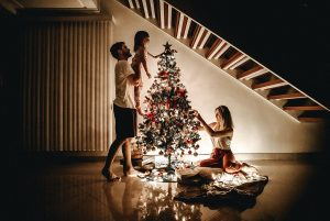 Weihnachtsgefühle
